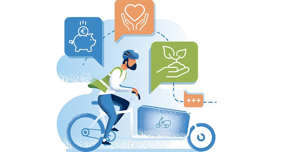 Pourquoi la cyclomobilité
